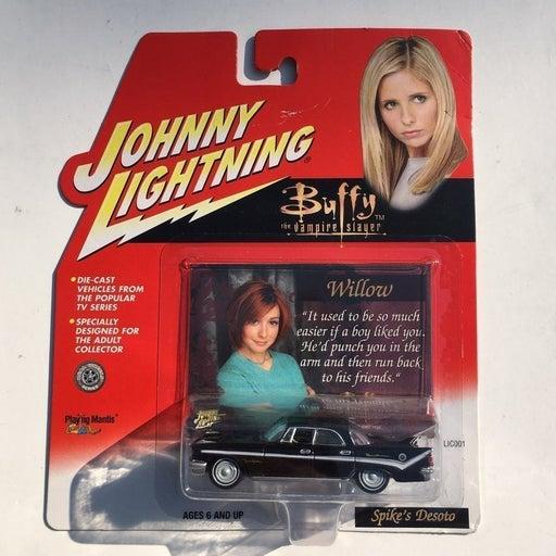 Johnny Lightning Spike's Desoto