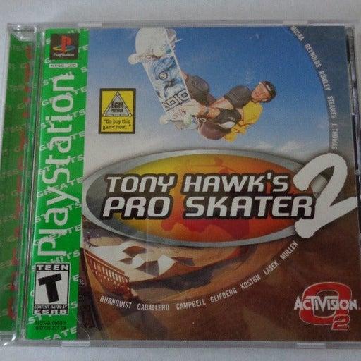 Tony Hawk's Pro Skater 2 - Sony PlayStation 1