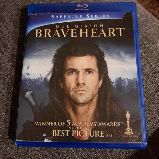 Baveheart Blu-ray