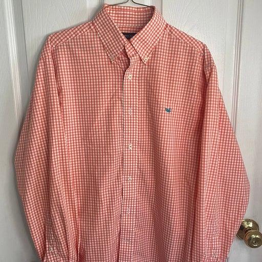 Mens Southern Marsh Dress shirt