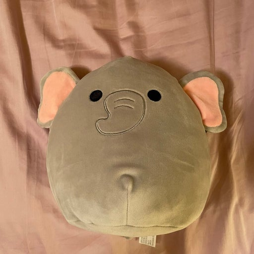 Squishmallows Mila the Elephant 8 Inch
