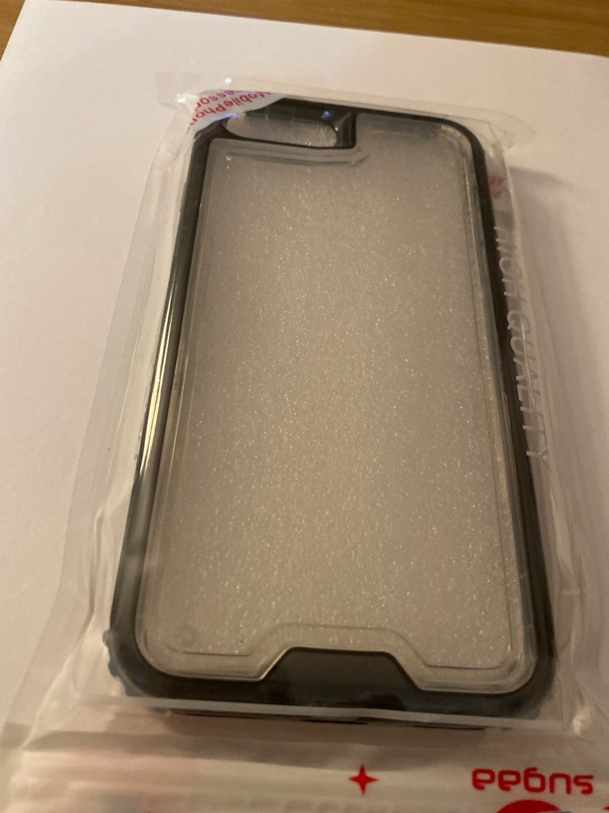 Iphone 7plus, iPhone 8 plus  Case clear