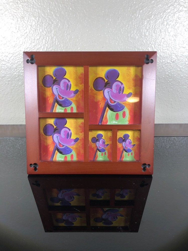Disney Mickey Multi-Square Picture Frame