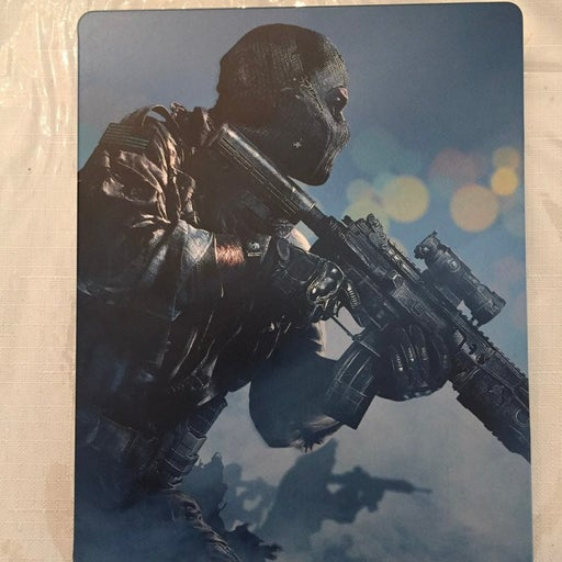 PS4 Call of Duty: Ghosts Collectors Steelbook  Edition for Playstation 4