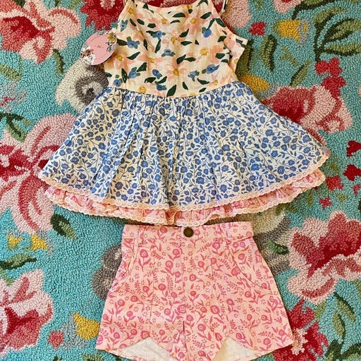 SweetHoney Belle Tunic & Shorts