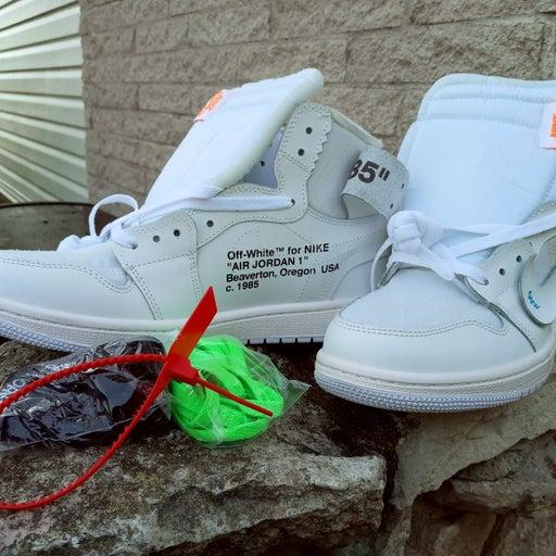 New Off-White Off-White Jordan 1 Retro