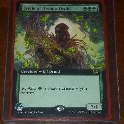 MTG Circle of Dreams Druid D&D BN