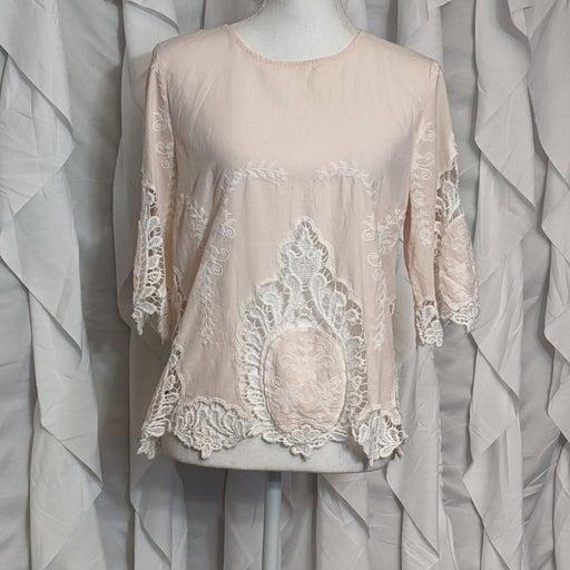 Cynthia Rowley blouse