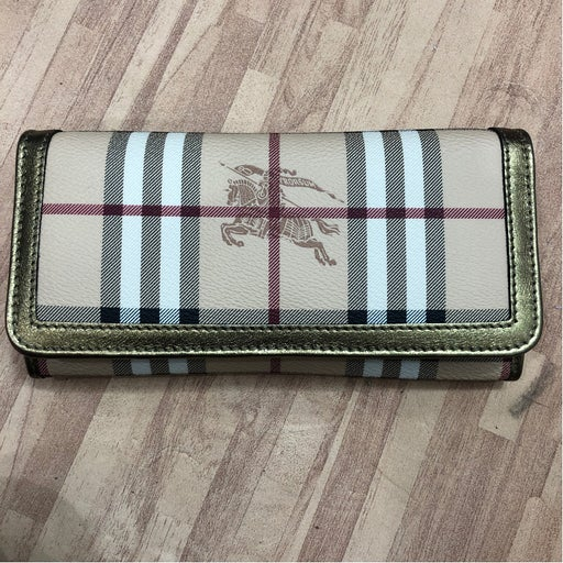 Like New Burberry Wallet