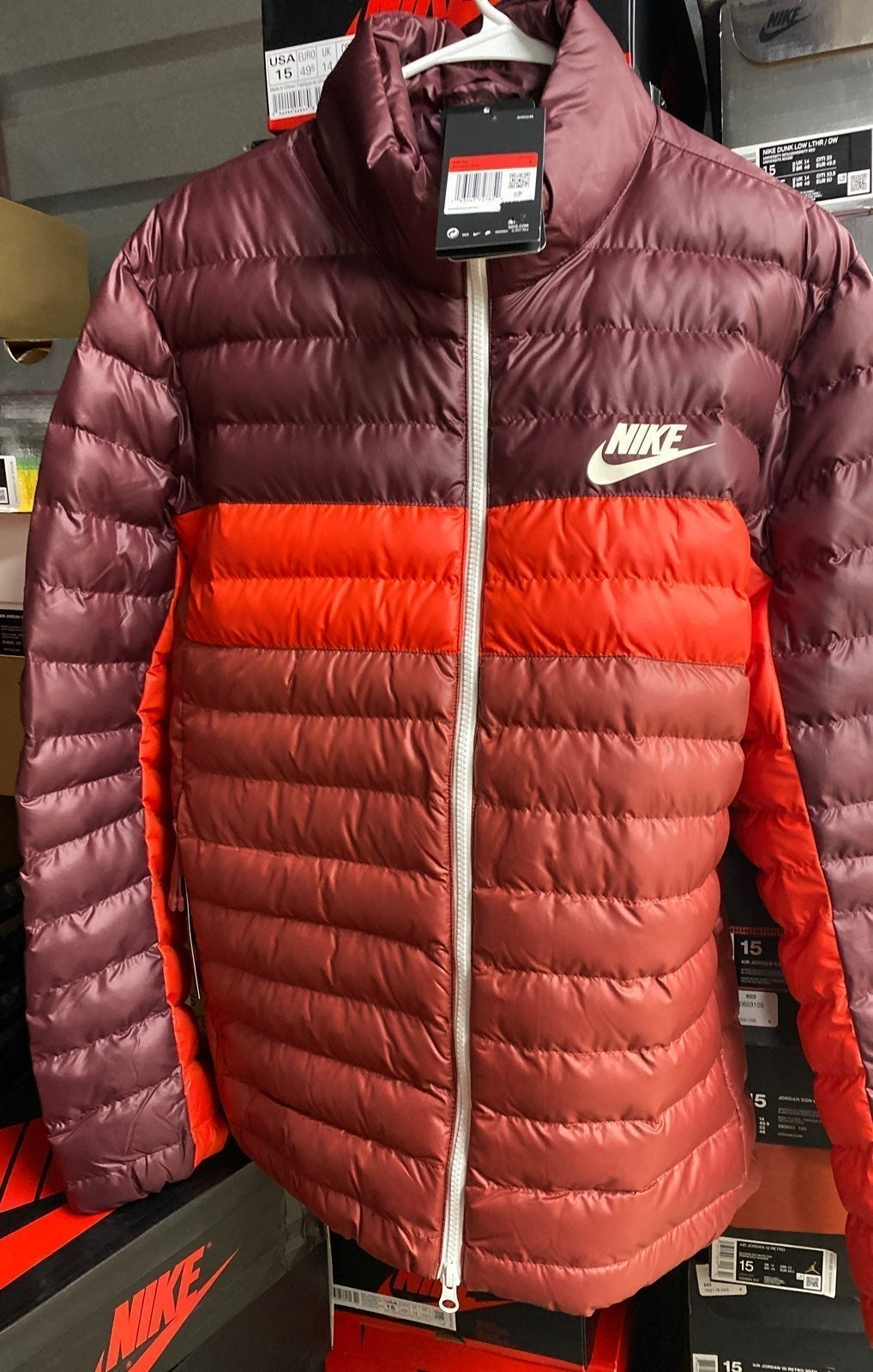 Nike coat for men