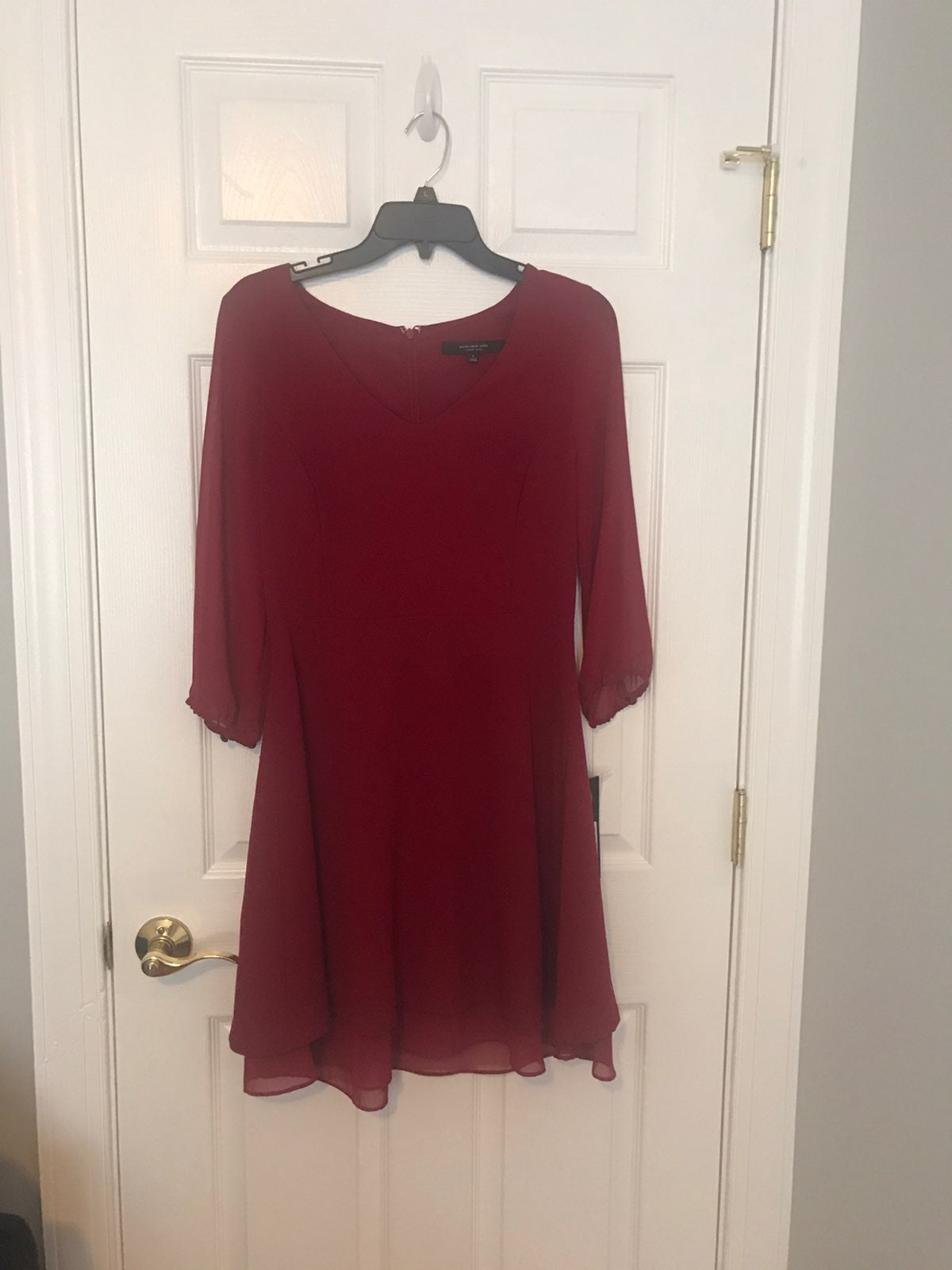 Marc New York Red Dress Size 6