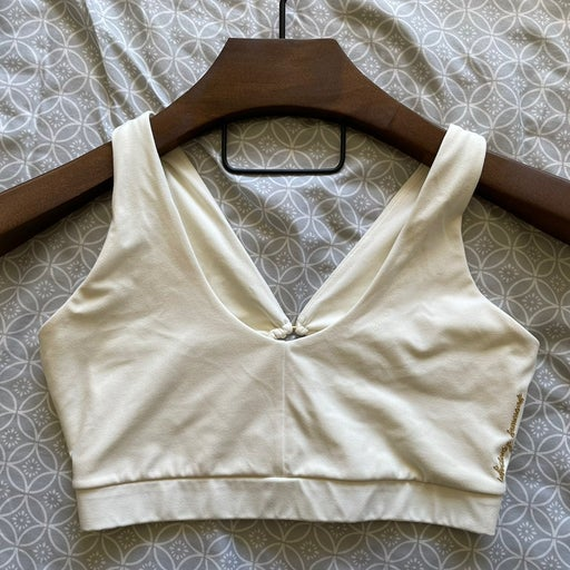 Gymshark Whitney simmons unbleached bra