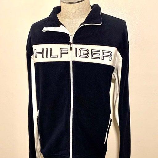 Tommy Hilfiger 2XL Zippered Fleece Jacket