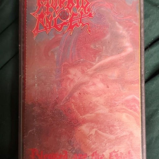 """MORBID ANGEL """"Blessed Are the Sick"""" cass"""
