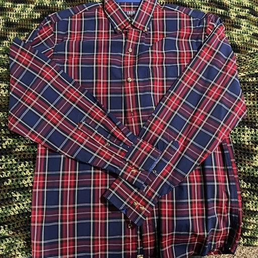 IZOD Plaid Shirt