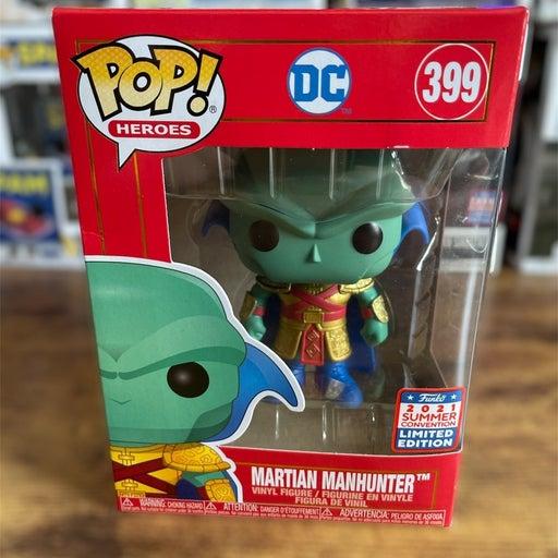 Imperial Martian Manhunter Funko 399