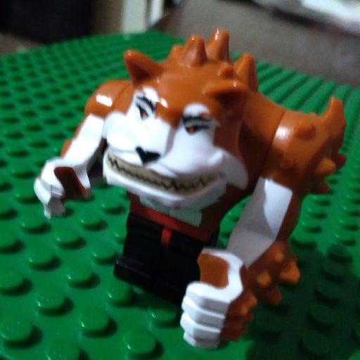 Lego TMNT Dogpound