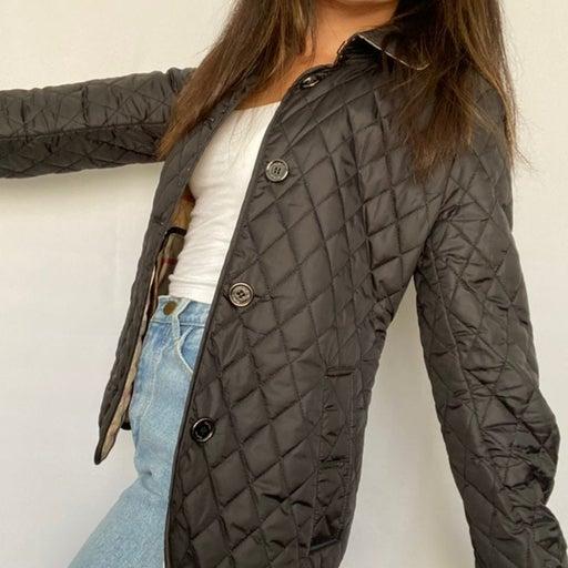 Burberry Nova Copford Quilted Jacket