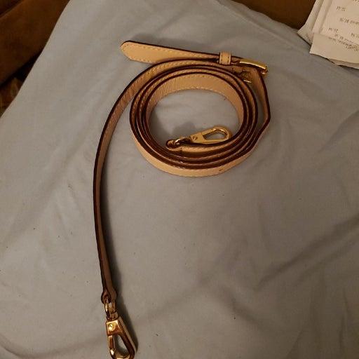 Michael Kors adjustable purse strap