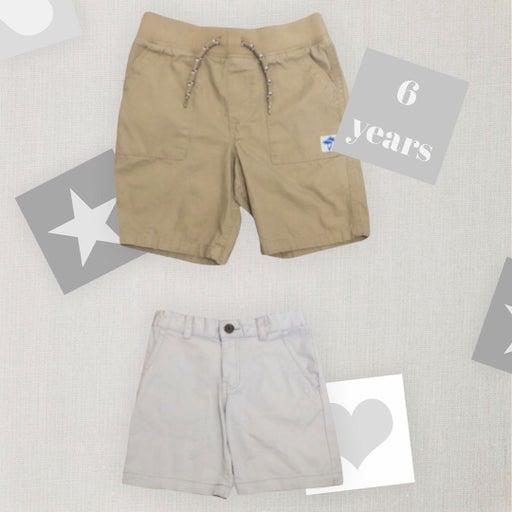 Cat & Jack / 365 Kids  shorts  bundle size 6