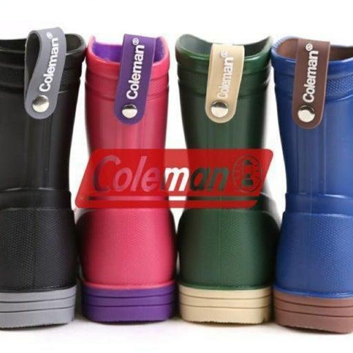 Coleman Kids Unisex Khaki Rain Boots