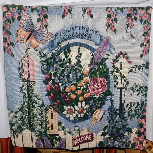 Crown Crafts Wall Hanging Tapestry
