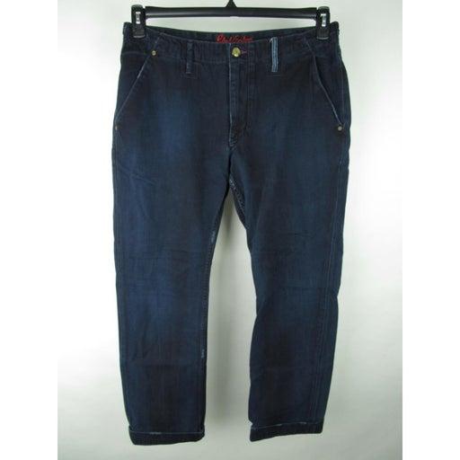 Robert Graham Mid Rise Straight Jeans