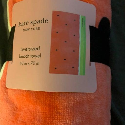 Kate spade beach towel