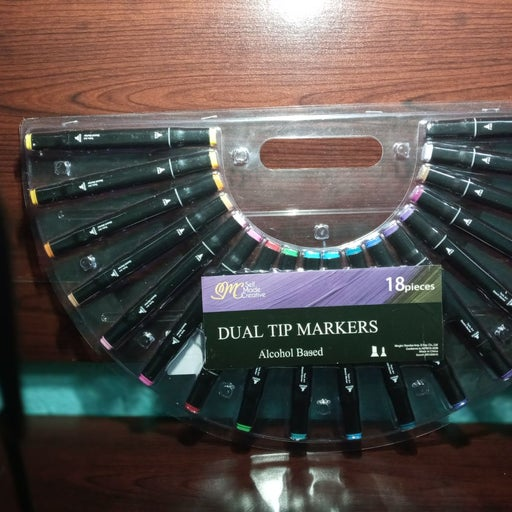Artist quality alcohol markers
