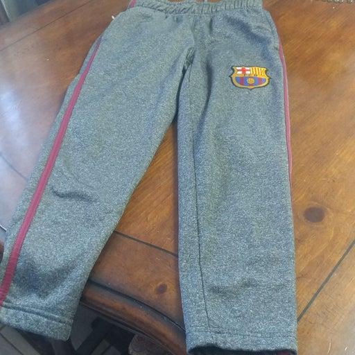 barcelona (FCB) kids Pants Size 6-7