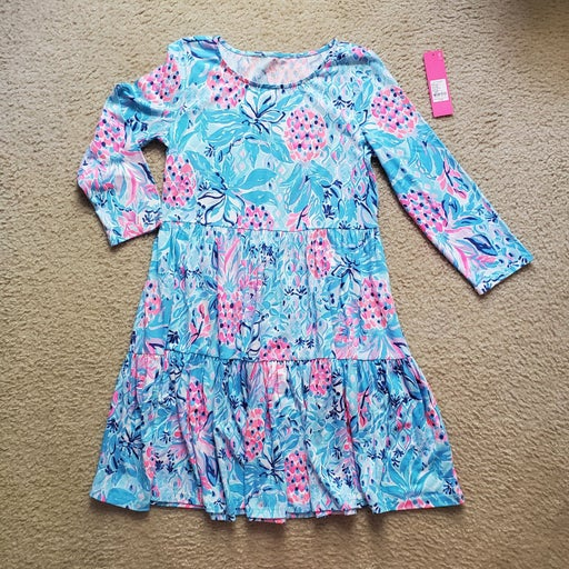 Lilly Pulitzer Geanna Swing Dress, S