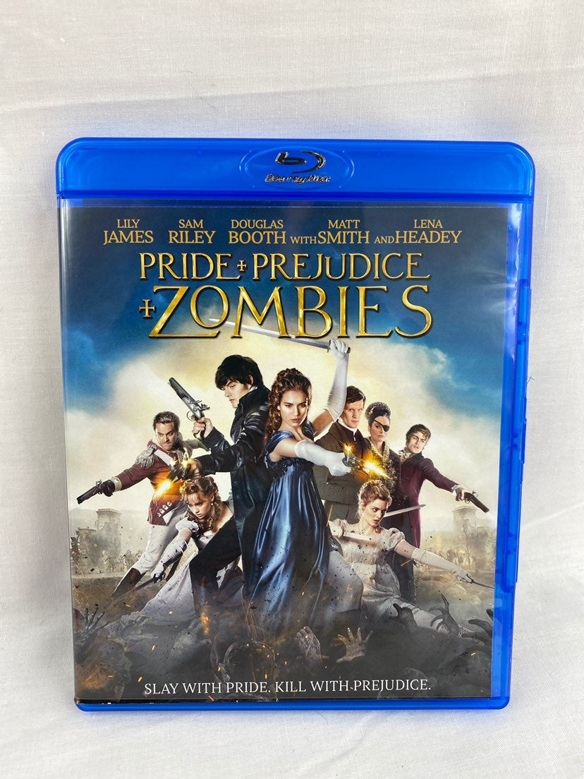 Pride and Prejudice and Zombies (Blu-ray