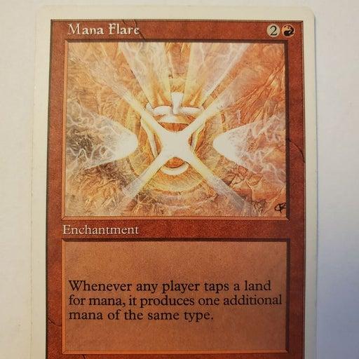 Mana Flare MtG 5th Edition 1997