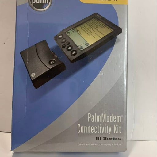 Palm modem connectivity kit 111 series sealed