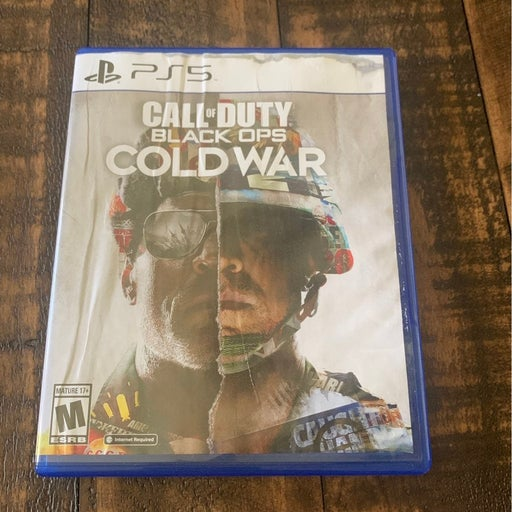 Call of Duty Black OPS Cold War for PS5