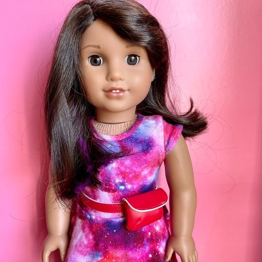 American Girl Luciana Doll