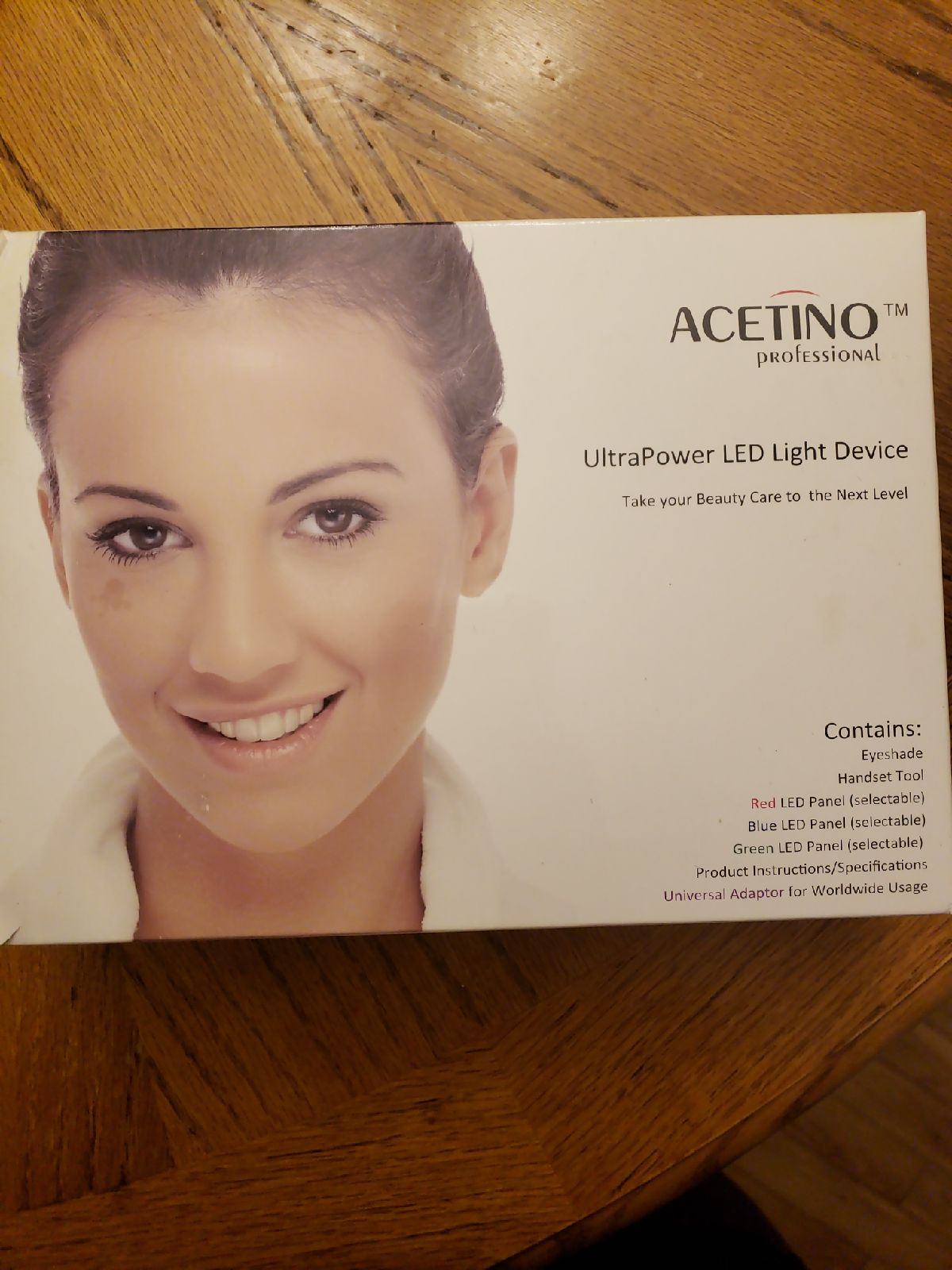 Acentino Led Light Device