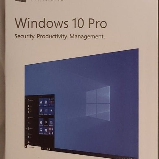Windows 10 Pro USB 64-bit Retail Package