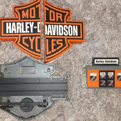 Vintage 1997 Hasbro Harley Davidson Serv
