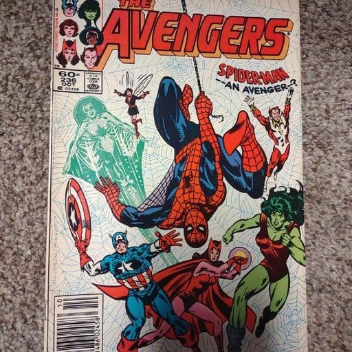 The Avengers #236