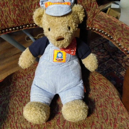 Thomas the Train teddy Bear