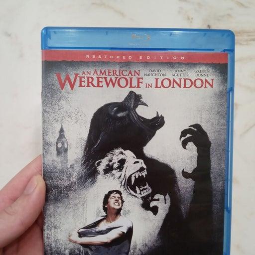 An American Werewolf in London Blu Ray