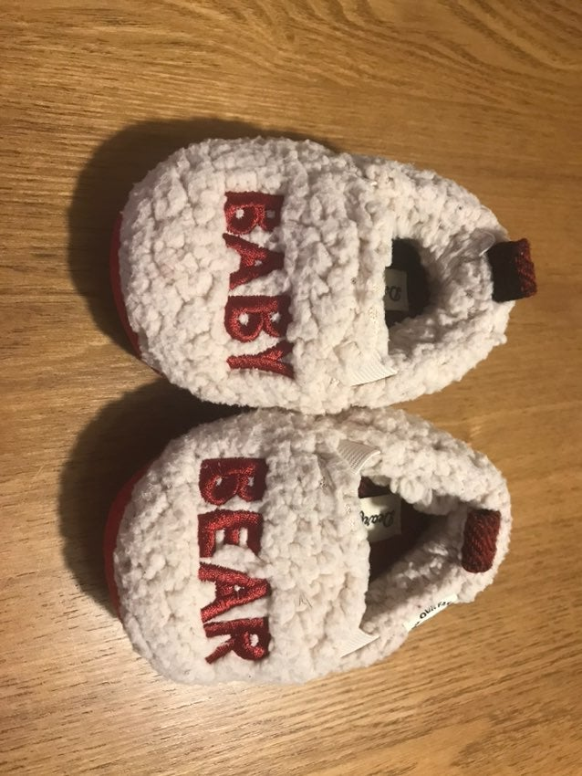 Super cute, cozy baby Slippers