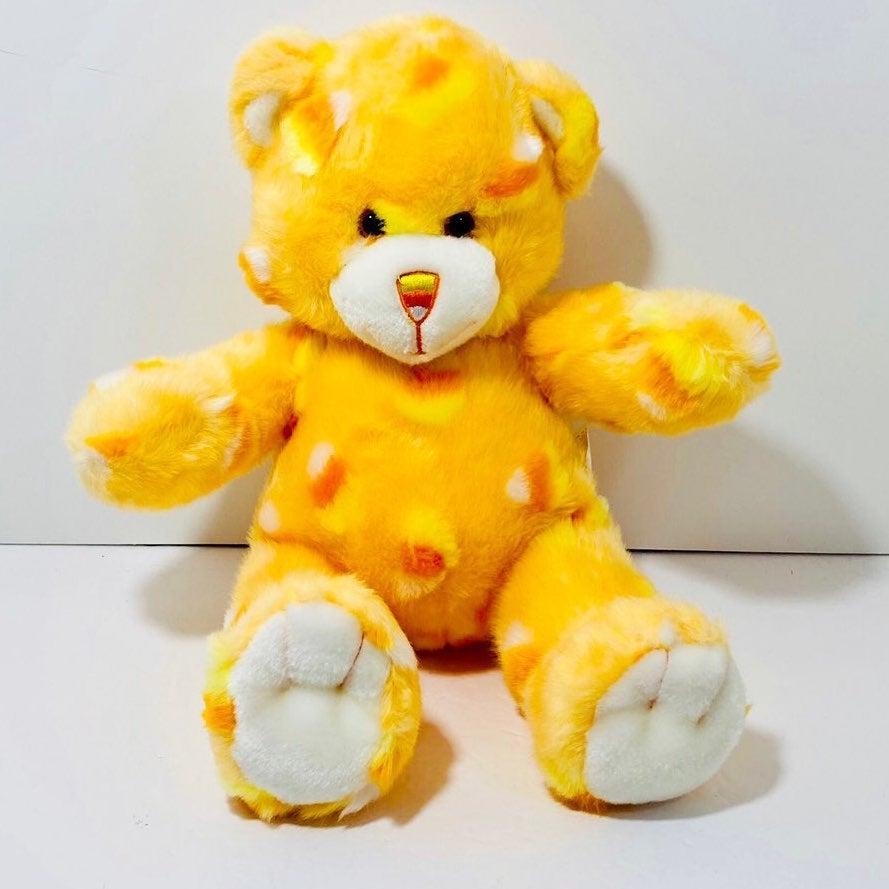 Candy Corn Build a Bear Halloween Plush