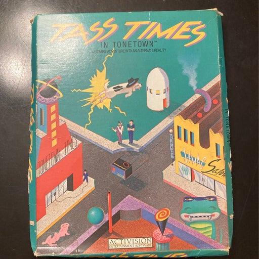1986 Tass Times in Tonetown Apple II