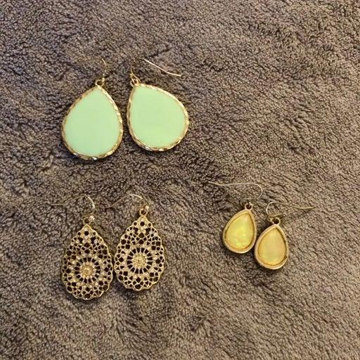 Dangle earring bundle