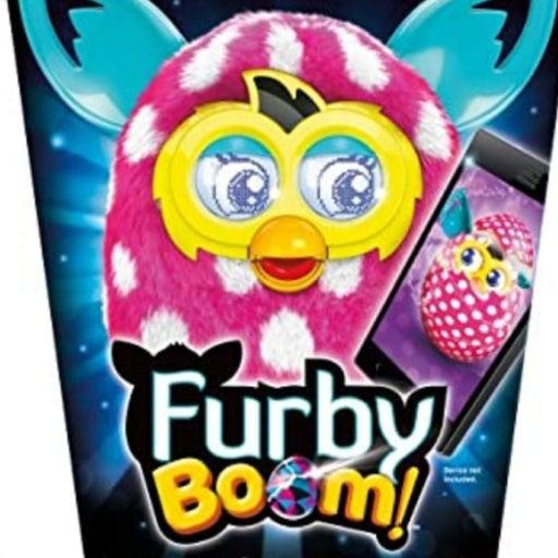 Furby Boom Figure (Polka Dots) (Disconti