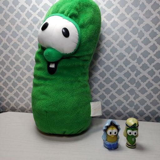 Veggie Tales Plush & Figures