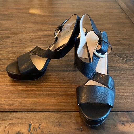 Nine West Black Heel Shoe