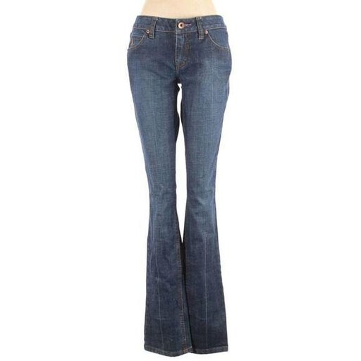Volcom Jeans Size 9 nova 2 skinny flared